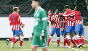 Atletico de Madrid C-