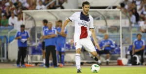 thiago motta vs Real Madrid