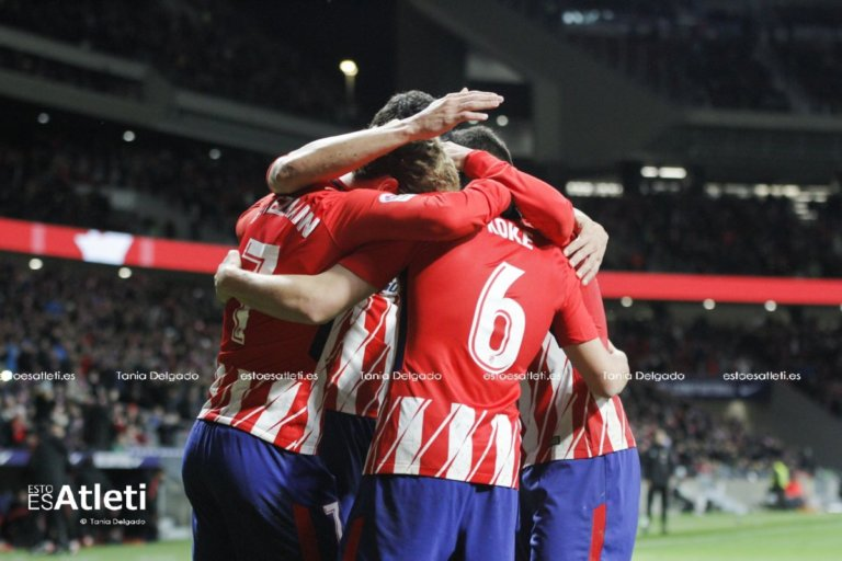 Atlético de Madrid vs CD Leganés