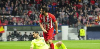 "Koke: ""Es normal que la gente nos de por favoritos"""